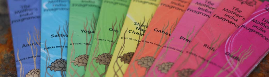The Mother's India Fragrances incense