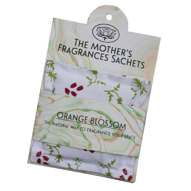 orange blossom sachet